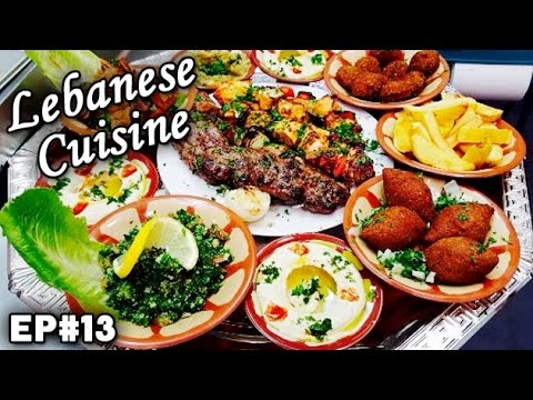 Lebanese Cuisine | Lebanon | Cultural Flavors | EP 13