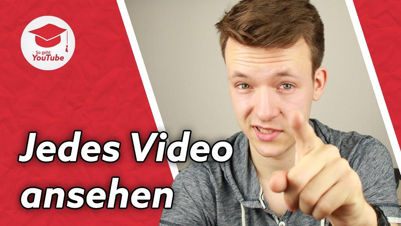Video Ansehen