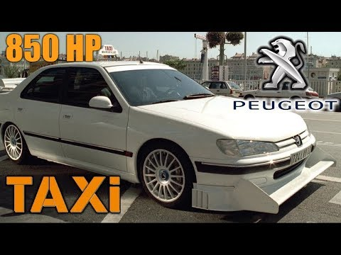 Test Drive Unlimited | PEUGEOT 406 Taxi