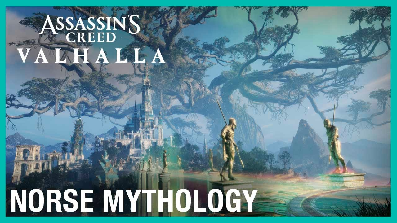 Assassin's Creed Valhalla: Norse Mythology | Ubisoft