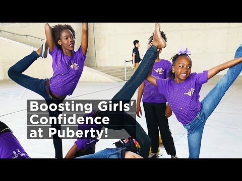 Boosting Girls Confidence at Puberty with Always and Smart Girls