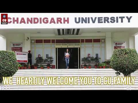 Chandigarh University Admissions