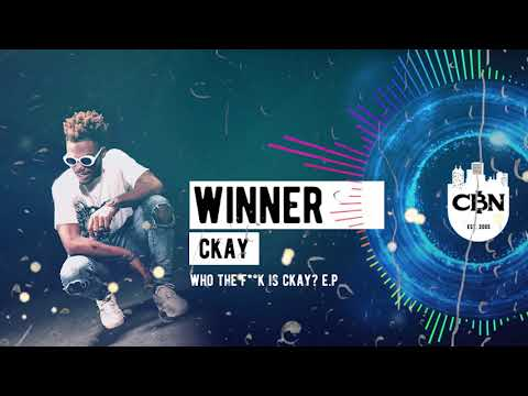 CKAY - WINNER OFFICIAL AUDIO | WHO THE F*CK IS CKAY EP