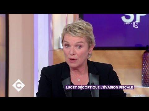 Elise Lucet décortique l'évasion fiscale - C à Vous - 07/11/2017