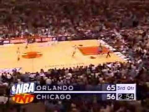 Chicago Bulls - Orlando Magic | 1996 Playoffs | ECF Game 2: The Great Escape