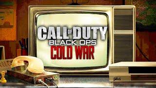 CALL OF DUTY 2020 BLACK OPS OFFICIAL TEASER *COD COLD WAR* - AlphaSniper97