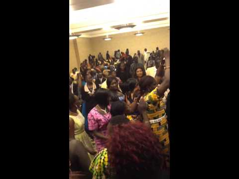 SSRRA Conference in Omaha Nebraska Good Life - Rhoda Nyachuot Thor (2015)