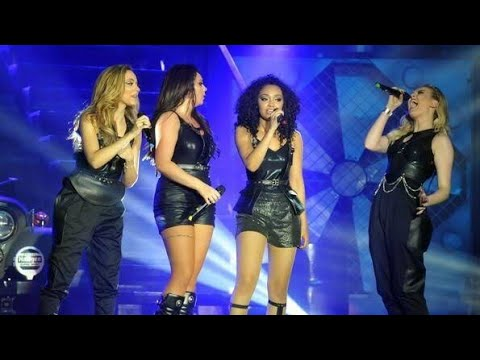 Little Mix Amazing Breath Control