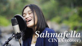 Vina Panduwinata - Cinta (Cover by Sahmafella)