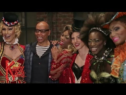 Todrick Hall's First Bow in KINKY BOOTS