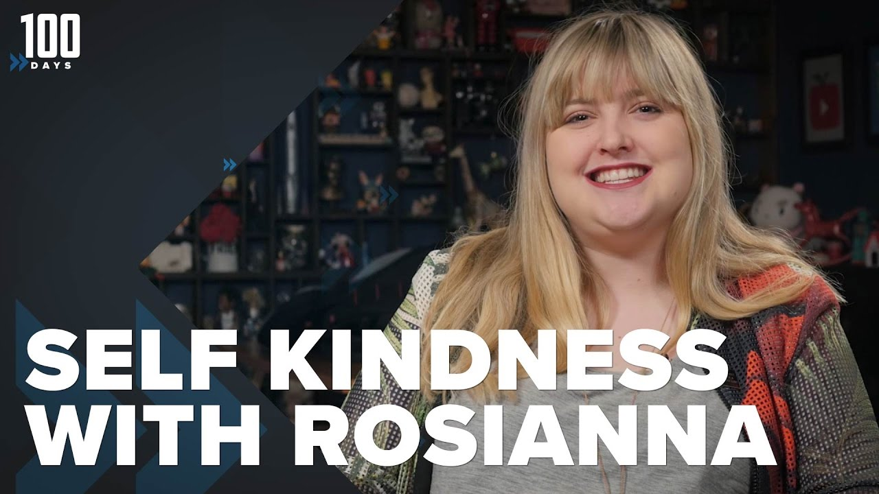 self-kindness-with-rosianna-100-days