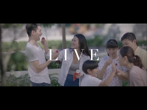 Live is Tropical HYGGE - One Pearl Bank