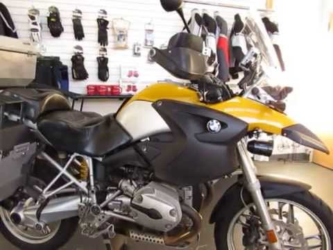 2005 bmw r1200gs eurosport asheville youtube. Black Bedroom Furniture Sets. Home Design Ideas