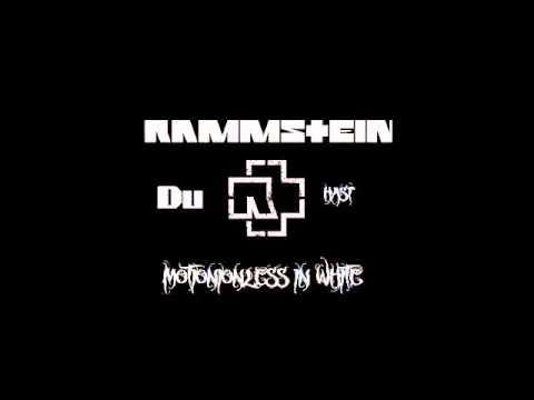 Motionless In White-Du Hast