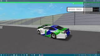 ROBLOX - Southwest NASCAR Series - [12] - Pure Michigan 400!