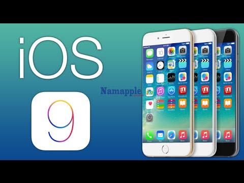 Cách cập nhật iOS 9 cho iPhone iPad đã jailbreak và chưa