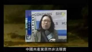 奥运与反人类罪不能在中国同时存在