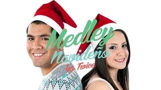 TWICE - Medley de Navidad 2014 (Venid fieles todos/Ángeles cantando están)
