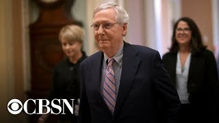 Senate Majority Leader Mitch McConnell's presser on results of the Midterm Elections
