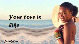 India.Arie - Cocoa Butter - Lyrics