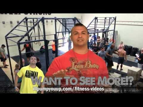 Crossfit From A Bodybuilders Perspective Part 2 - After a WOD