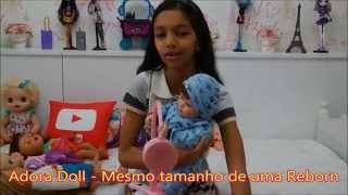 review bero american girl reborn baby alive adora doll com armrio site amazon