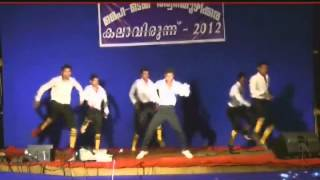 Michel jackson and old malayalam film song remix-Nikhil pc