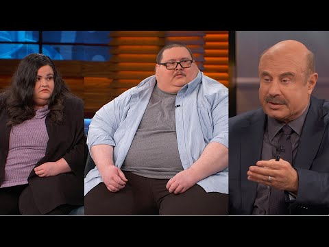 'You Have To Understand Why You Sabotage Yourself,' Says Dr. Phil To Siblings With Weight Issues