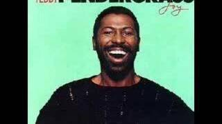 TEDDY PENDERGRASS - CAN WE BE LOVERS?