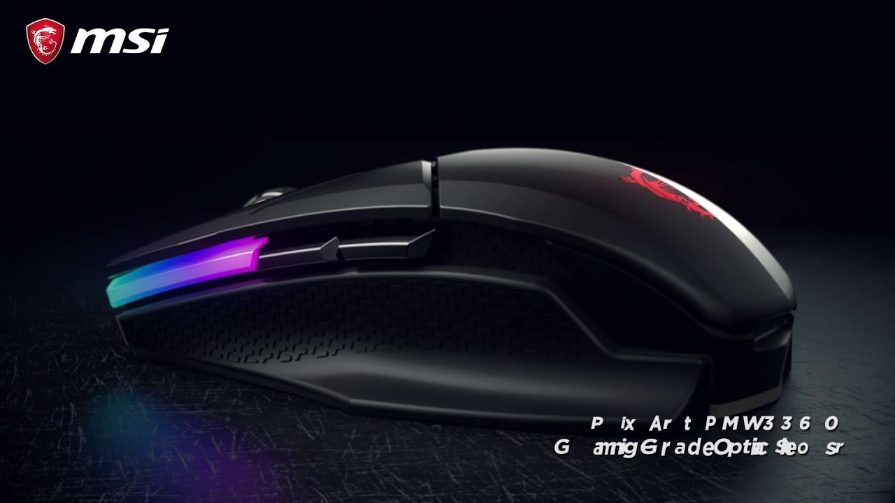 En savoir un peu plus sur la souris Clutch GM70