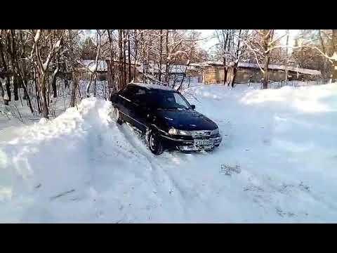 Нексия против снега 2