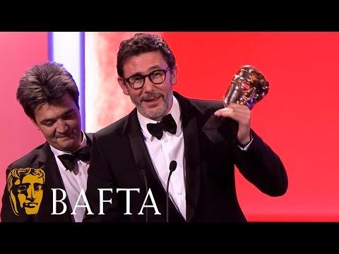 The Artist wins BAFTA for Best Film in 2012