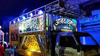 Anand Dhumal | माता चुनरी शोभायात्रा 2021, दुर्ग | Navratri 2021 | HD Sound | CG04 LIVE