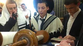 Bar Mitzva Goldstain