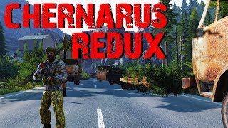 THE NEW CHERNARUS - ARMA 3 + Interview With Lead Dev Of Chernarus Redux