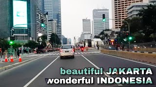 WELCOME TO JAKARTA | BEAUTIFUL CAPITAL CITY OF INDONESIA