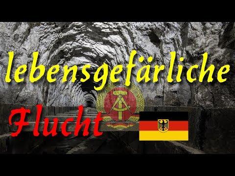 Lebensgefahr Unter Tage - Der Fluchttunnel In Die BRD - Historisch Place