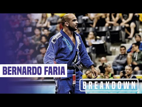 Bernardo Faria BJJ Breakdown