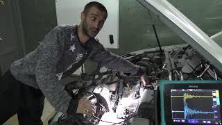 Lexus RX 300 не работает датчик детонации