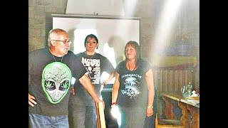 UFO Congress Czech- Podhrazska ILona, Ivana ( EBE OLie ) CC.- whole Lecture