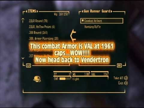 How to cheat gambling in fallout new vegas