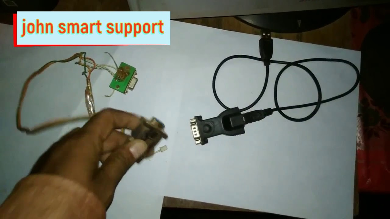 set top box   pc db9 rs232 cable   all types   loader uses   satellite  receiver firmware install