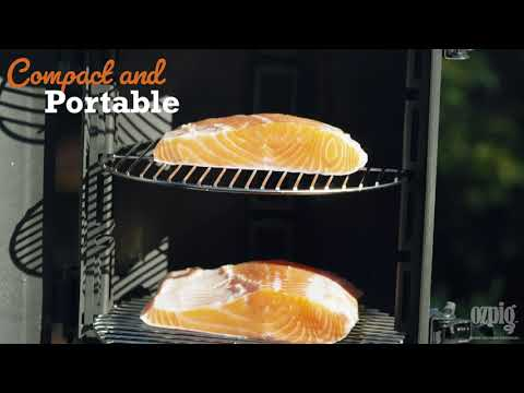 Download Ozpig Oven Smoker - Endless Cooking Possibilities