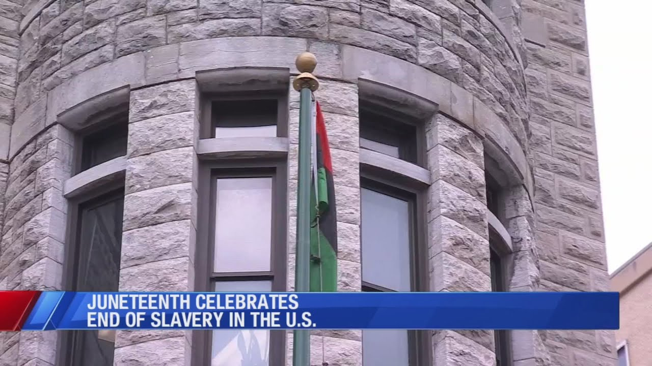 No Juneteenth event, but flag flies to honor slavery's end