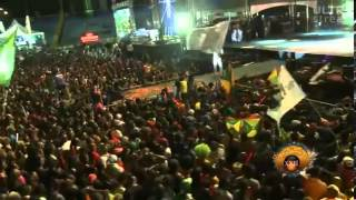 "Mr Killa - ""Rolly Polly"" Live Performance (Soca Monarch) 2014"