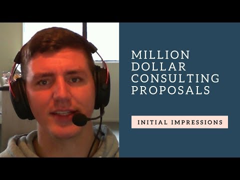 Million Dollar Consulting Proposals By Alan Weiss - Initial Impressions/Review