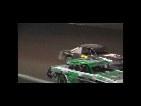 Stock Car Amain @ Hancock County Speedway 08/10/18
