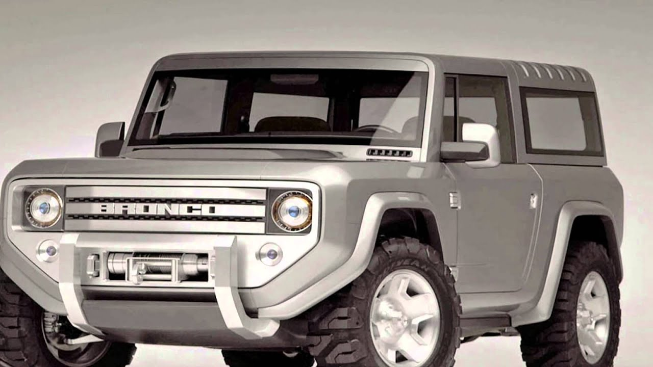 2017 Ford Bronco Raptor Car Reviews Specs And Prices Youtube