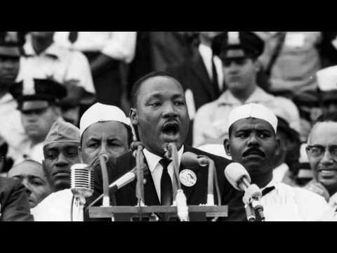 Martin Luther King Jr. on improving social equality