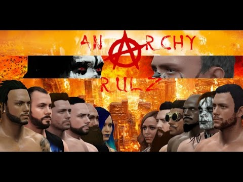 CMV Ep. 244 (Anarchy Rulz!!!) - WWE 2K16